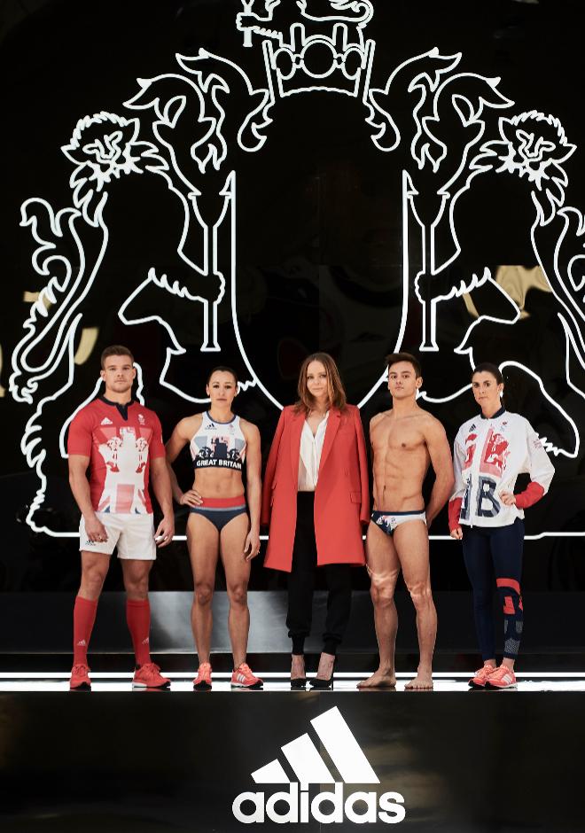 41fa3bdd2 Firmas de lujo para vestir a los equipos olímpicos en Rio 2016 ...