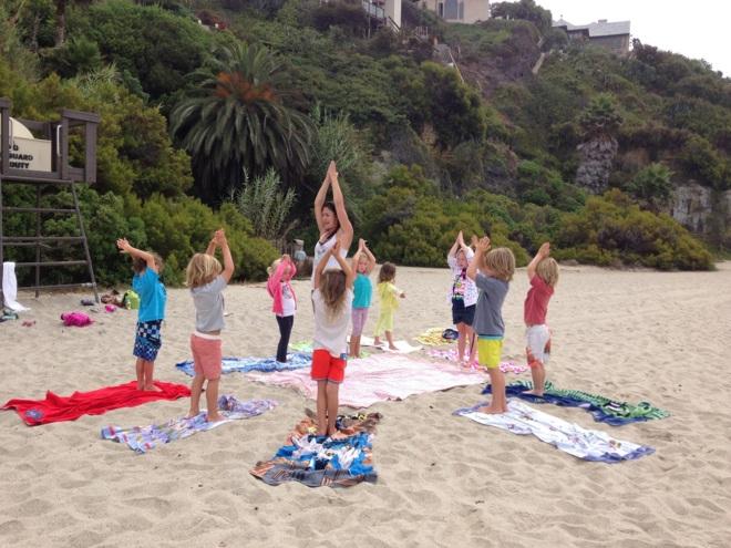 Los Nuevos Campamentos Para Ninos Mas Yoga Y Menos Juegos Papel