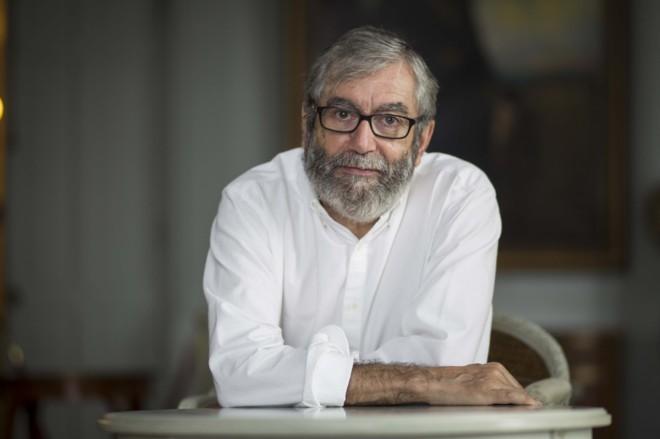 El escritor Antonio Muñoz Molina, en la Universidad Internacional...
