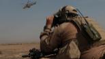 El Equipo de Control Aerotáctico español guía el vuelo de un Mi-35...