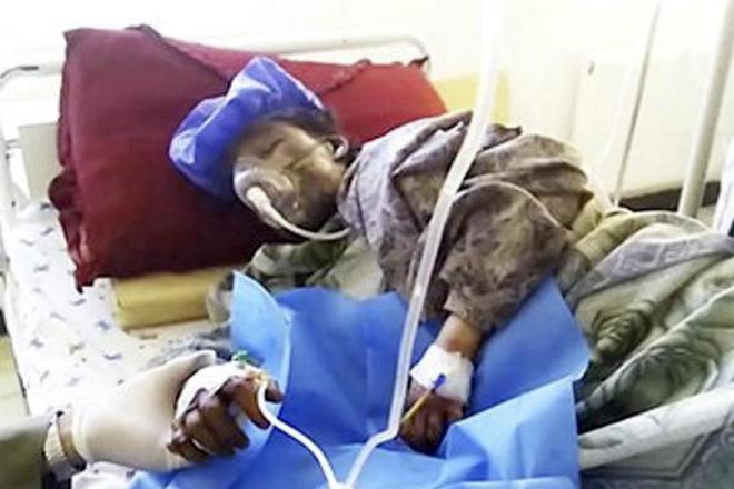 Zhara Azam  falleció tras ser quemada viva por su marido.
