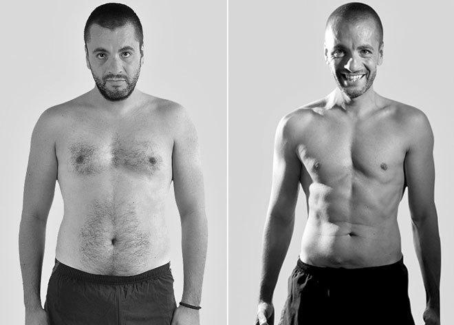 Diario de un ex gordo: así perdí 22 kilos