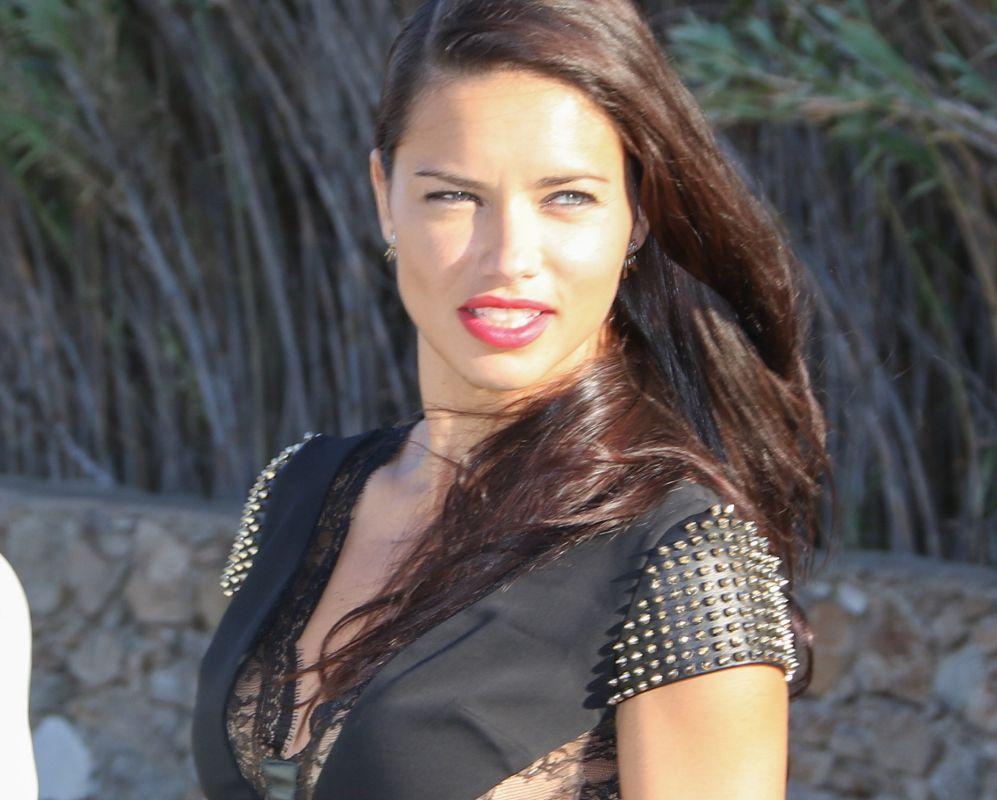 Adriana Lima. ¿Quién mejor que una de las modelos brasileñas más...