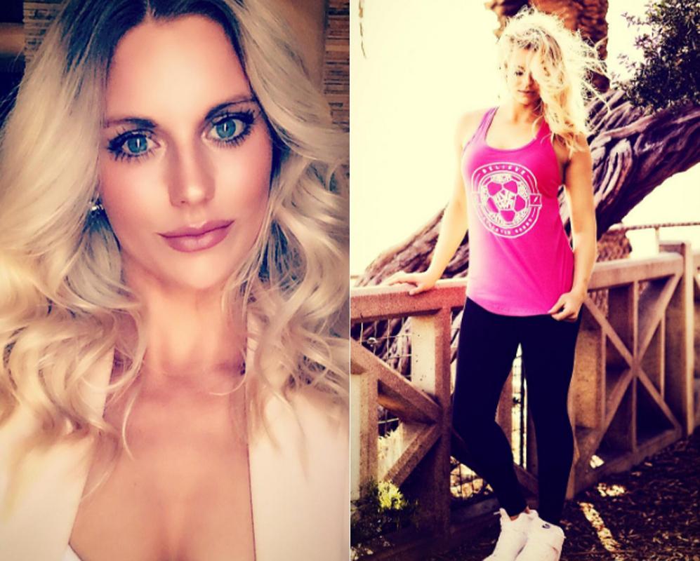 Lauren Sesselmann. El atractivo físico de la futbolista Lauren...