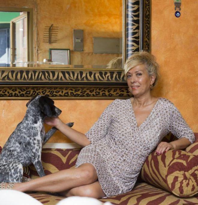 Sandra Alberti Nude Photos 24