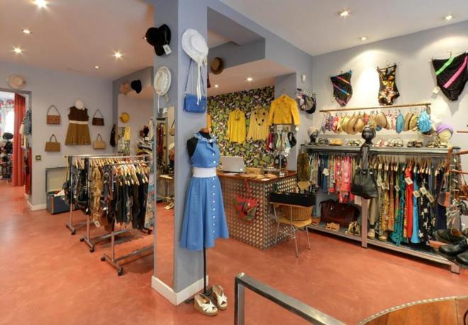 El n mero de tiendas de ropa aumenta en espa a por primera for Decoracion de almacenes de ropa