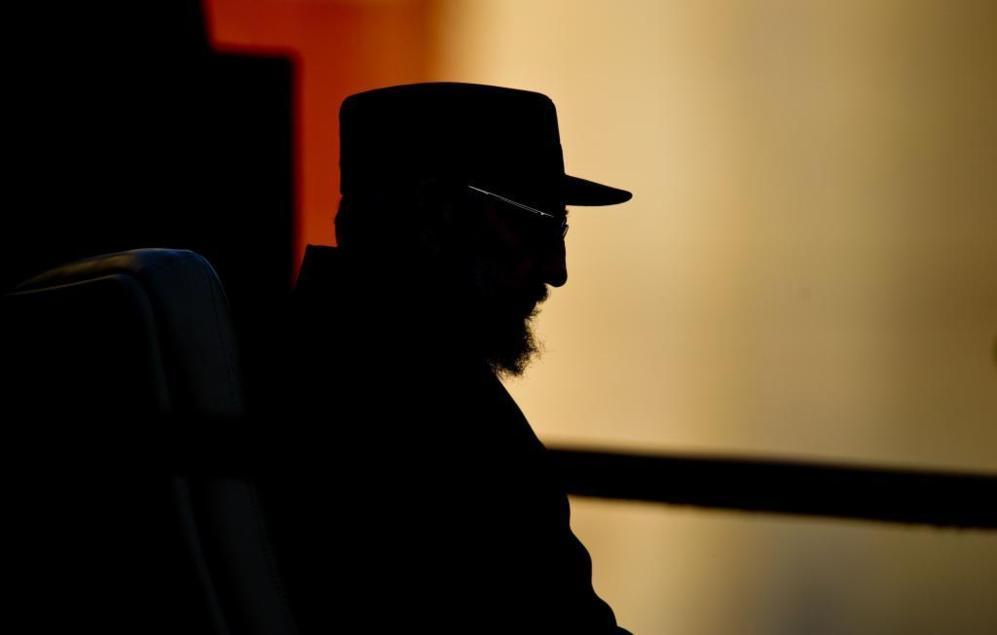 Retirado de los focos públicos desde hace tiempo, Fidel Castro cumple...