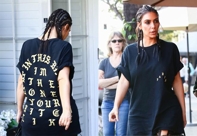 El Clan Kardashian Y El Peinado De La Discordia Belleza El Mundo