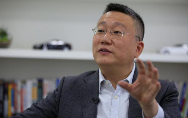 Freeman Shen, fundador y consejero delegado de WM Motor