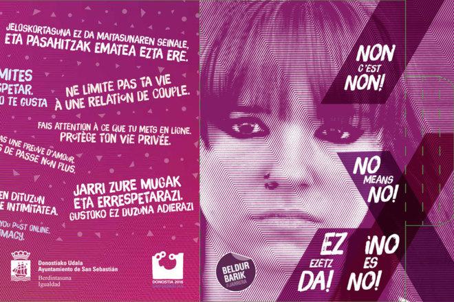 Semana Grande contra la violencia sexual
