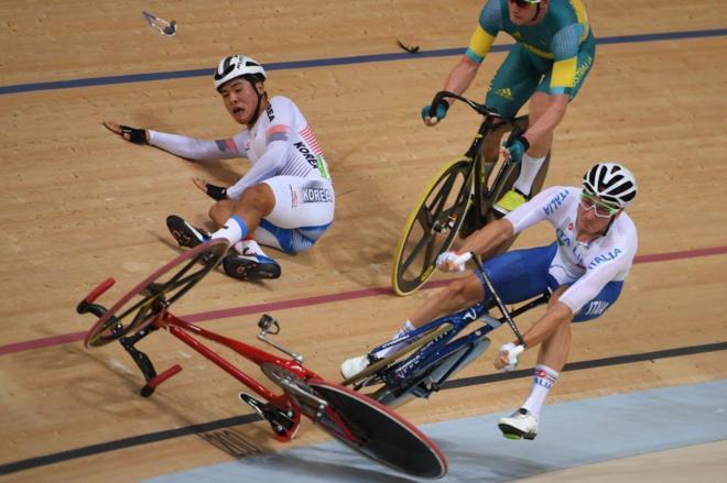 Juegos Olimpicos Rio 2016 Cavendish Una Plata Con Polemica El Mundo
