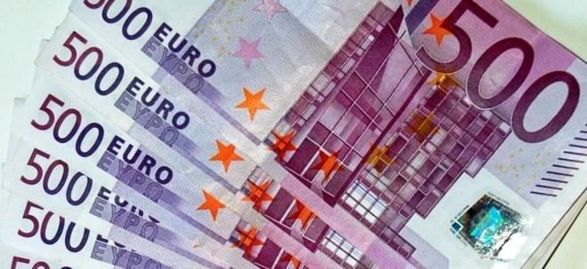 los billetes de 500 euros volvieron a caer hasta mínimos de mayo de...