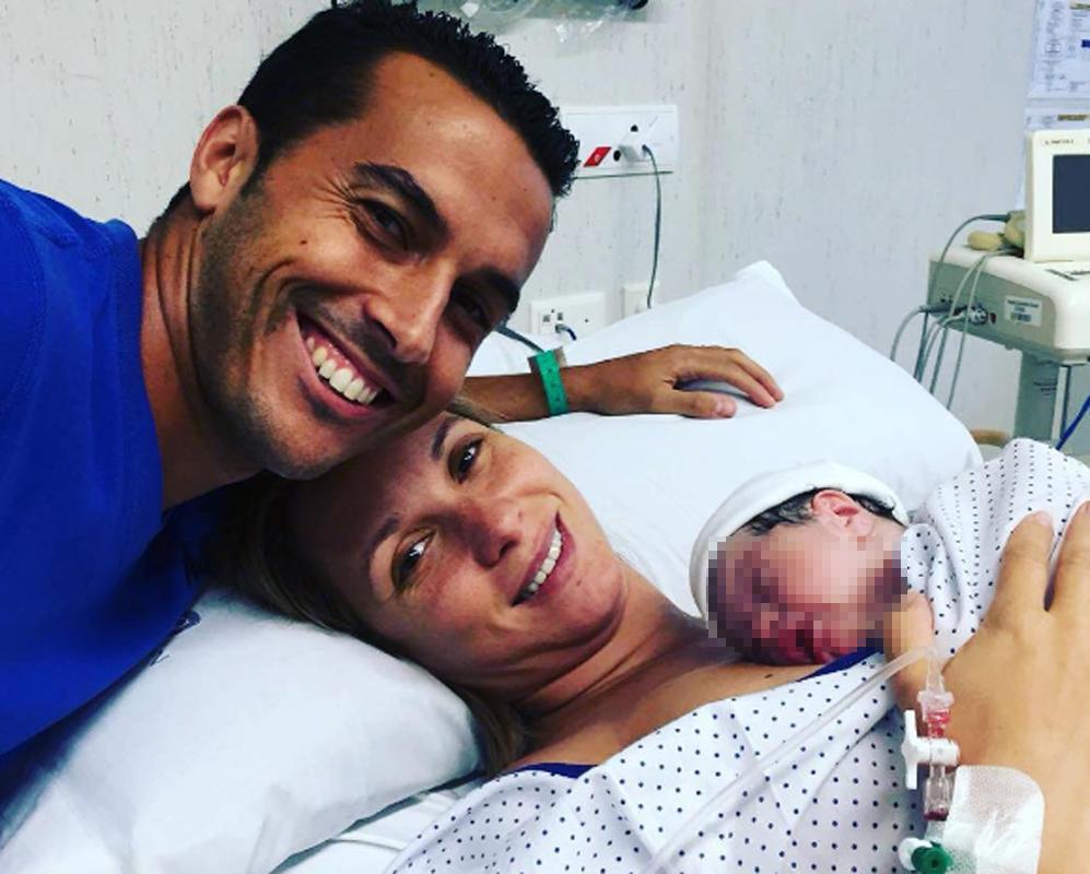 Pedro Rodríguez, jugador del Chelsea, ha subido esta imagen a su...