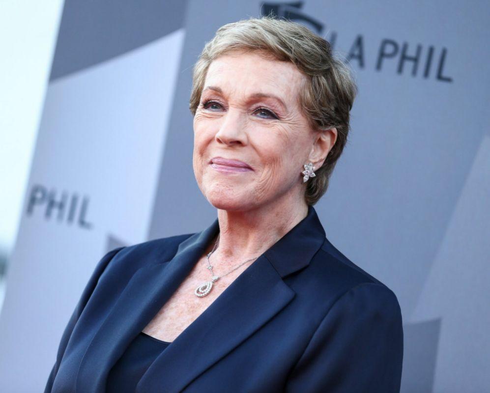 La veterana actriz Julie Andrews estaría encantada de que Disney...