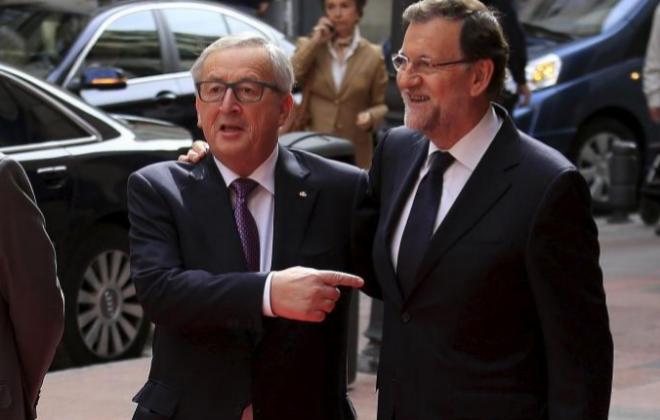 El presidente del Gobierno, Mariano Rajoy, entrega el Premio Nueva...