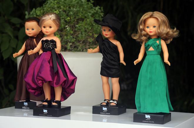 77983e46d2a Alguno de los vestidos que forman parte de la colección. Foto  cortesía de  ACME