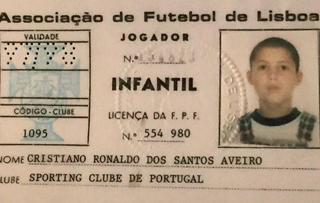 e87c808f8 Champions League  Viaje al origen de Cristiano Ronaldo  el niño que ...