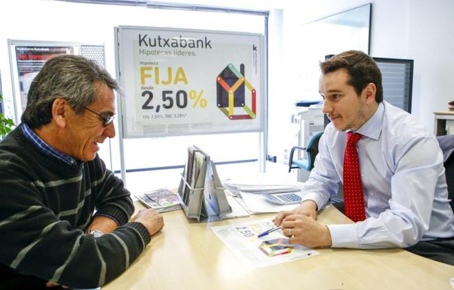 Comunidad de Madrid. Hipoteca Fija de Kutxabank