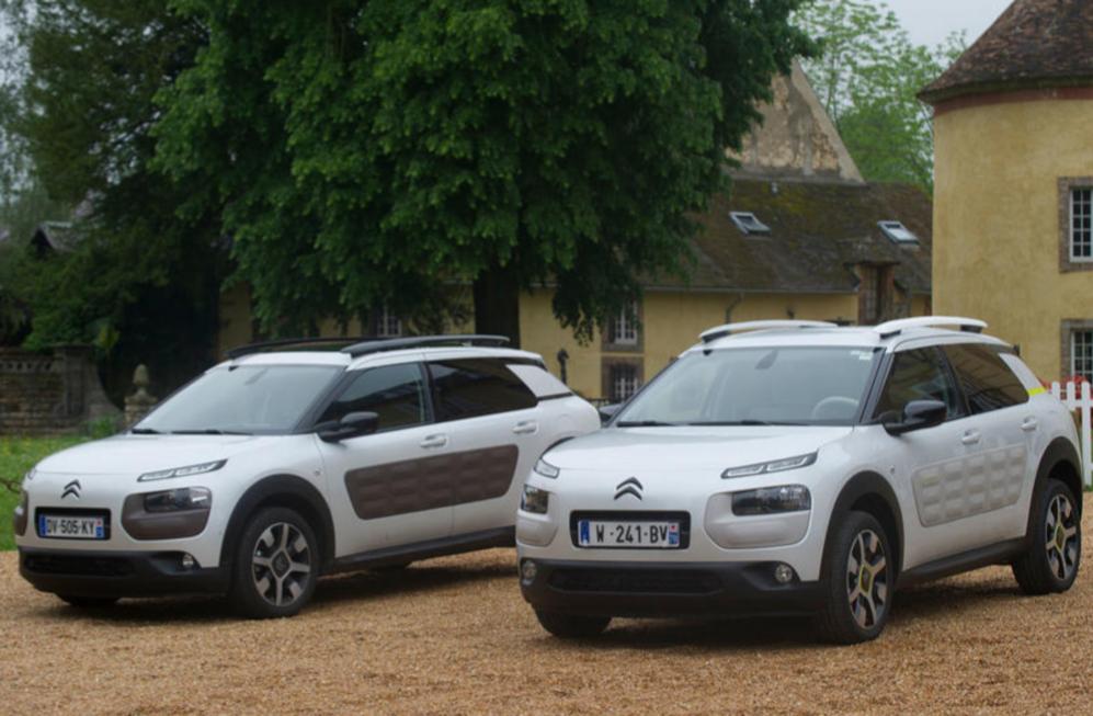 Citroën Advance Comfort Lab
