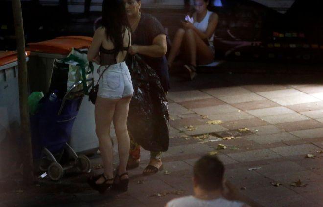 prostitutas en la carretera prostitutas en el centro de madrid