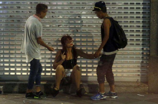 chat prostitutas el mundo esta cambiando
