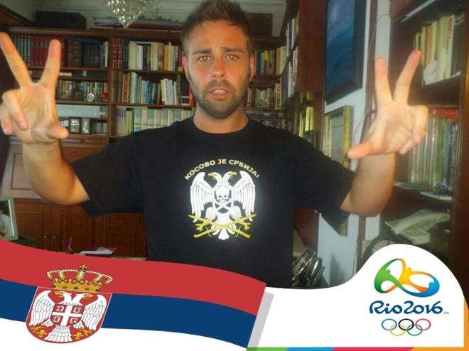 Antonio Landeira, en una imagen subida a su cuenta de Facebook.