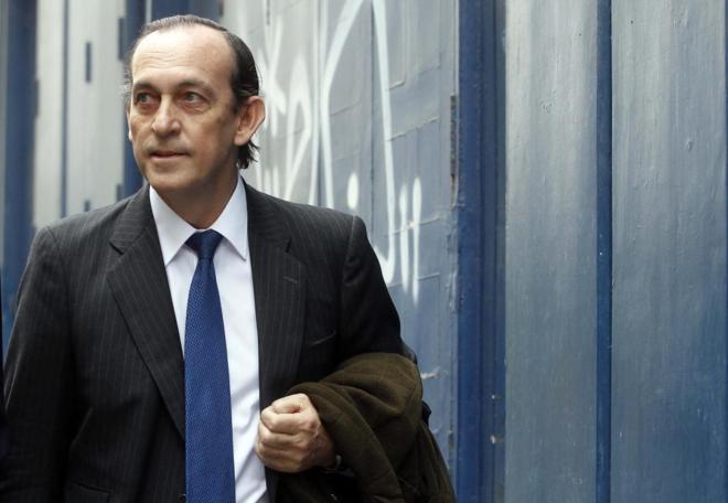 El ex secretario de Estado de Hacienda y ex consejero de Caja Madrid y...
