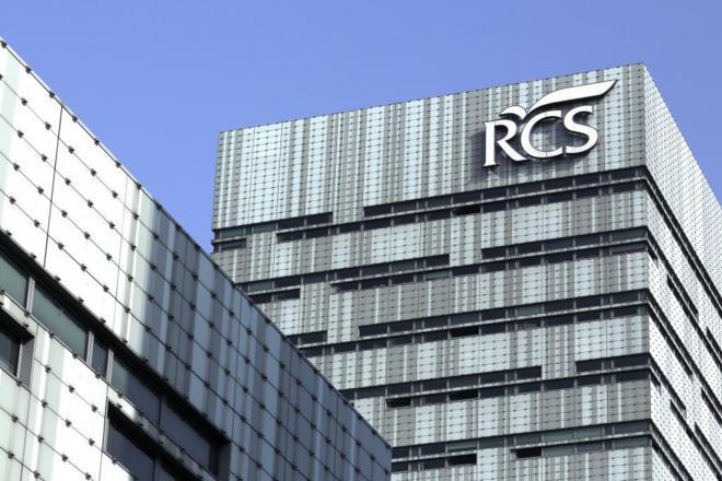 Sede en Milán de RCS MediaGroup.