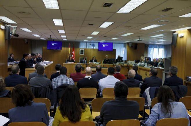 Los quince procesados por la tragedia del Madrid Arena