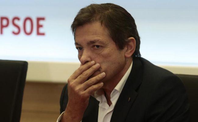 Javier Fernández, presidente de la Comisión Gestora del PSOE.