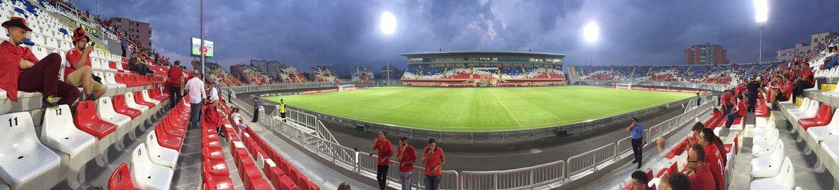 Una odisea por la Albania profunda donde jugará La Roja