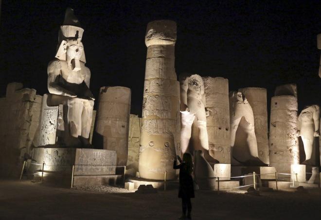 Luxor, una de las zonas turísticas de Egipto con un plan de seguridad...