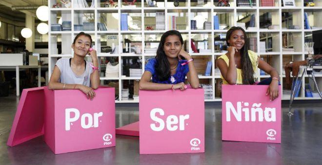 Sabina, Shatabdi y Yadis, la semana pasada en Madrid.