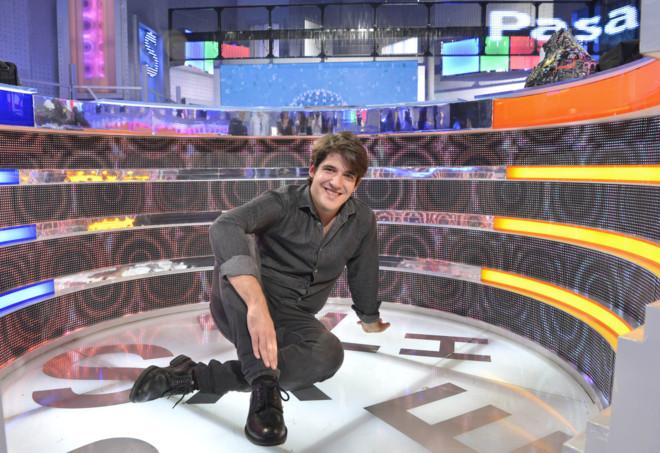 David Leo García, ganador de 'Pasapalabra'.