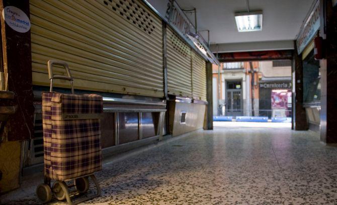 Las cadenas de supermercados asfixian al mercado de barrio ... 73646d9a6eaed