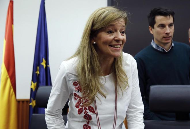 Ana Garrido, la ex funcionaria municipal de Boadilla que destapó el...