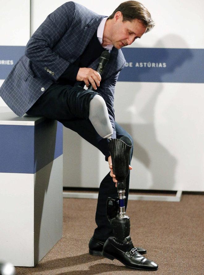 En el futuro las piernas biónicas serán mejores que las biológicas ...