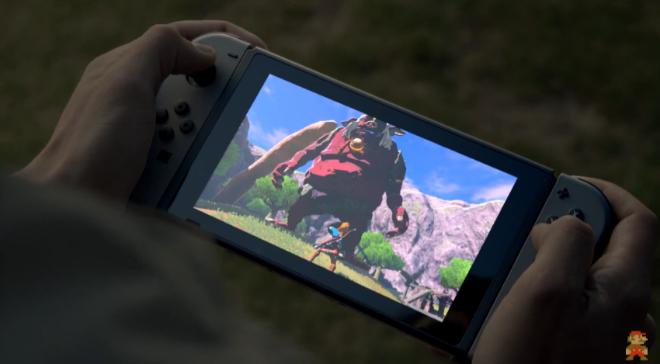 Asi Es Nintendo Switch La Nueva Consola Hibrida Nintendo