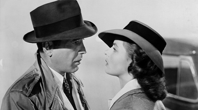 Fotograma de la película 'Casablanca'.