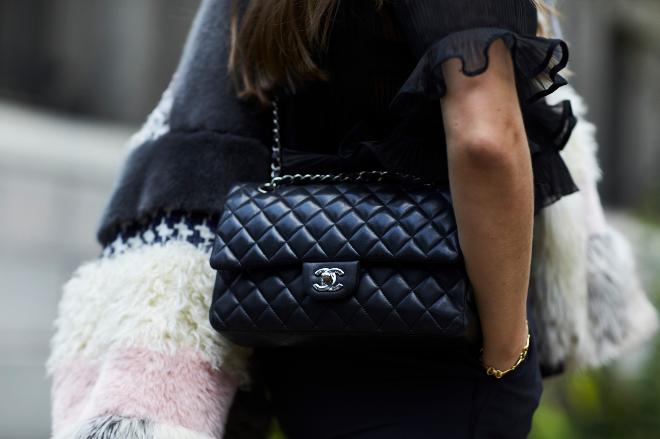 El bolso '2.55' de Chanel, un clásico que nunca pasa de moda.
