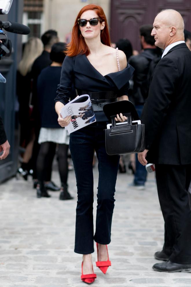 Versátil, elegante y muy favorecedor, el negro es el color con...