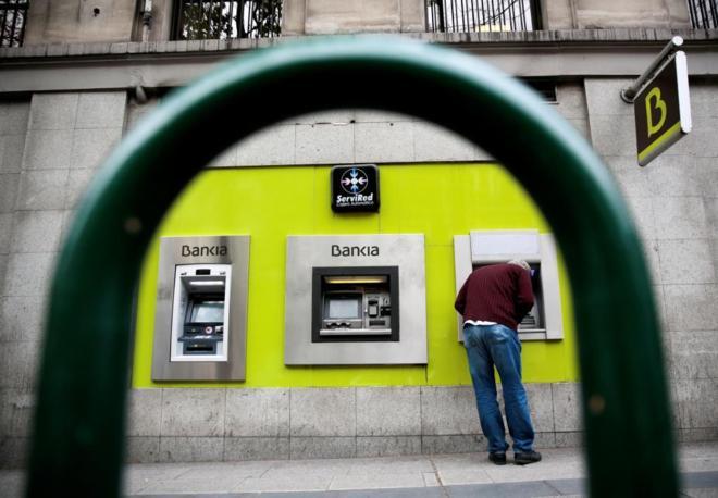 Los bajos tipos y las cláusulas suelo reducen el beneficio de Bankia un 14,5%, hasta los 731 millones