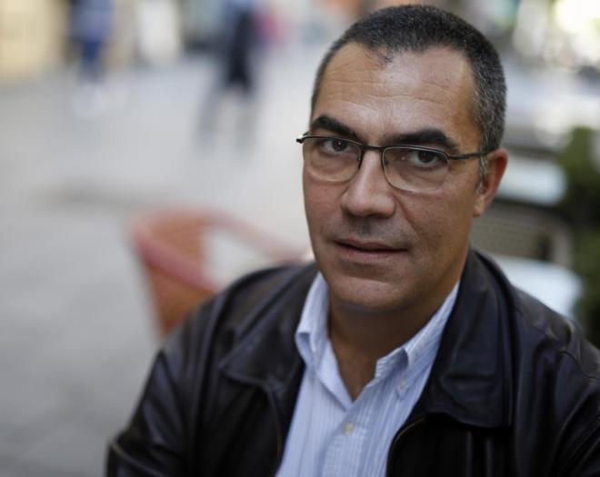 Ramón Arroyo, esta semana en Madrid.