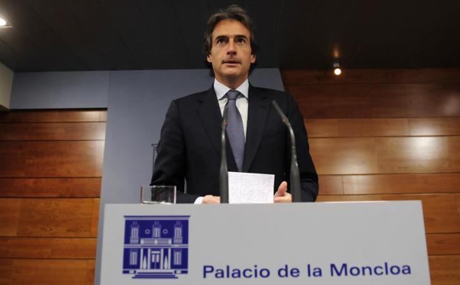 Íñigo de la Serna, nuevo ministro de Fomento.