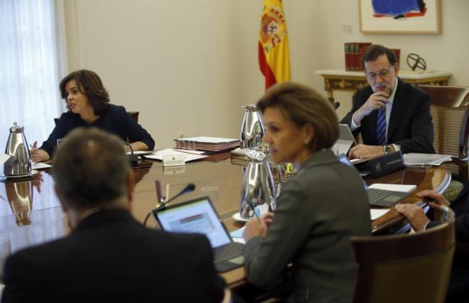 Rajoy y las mujeres