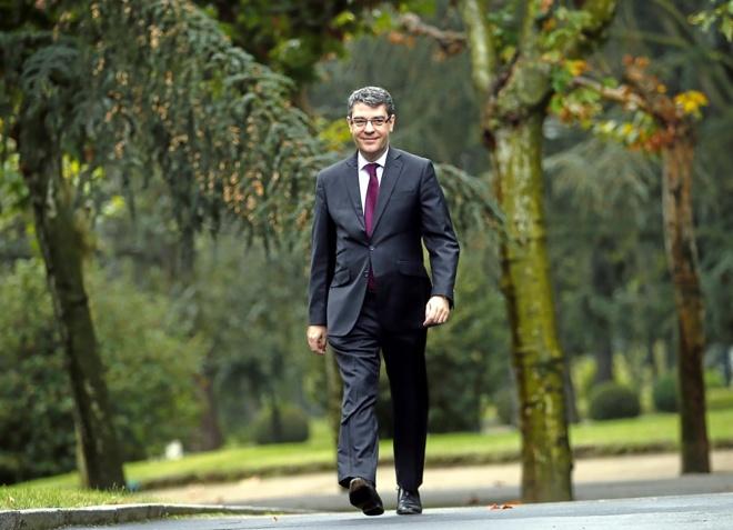 El nuevo ministro de Energía, Turismo y Agenda Digital, Álvaro...