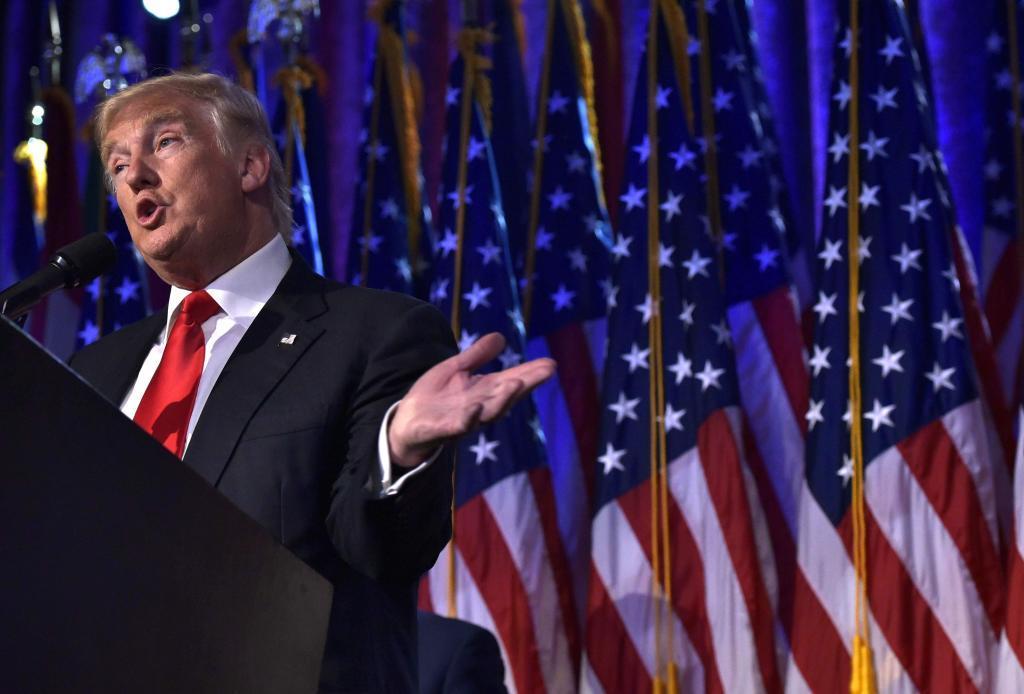 ¿Qué ha dicho Donald Trump y por qué en su primer discurso como presidente de EEUU?