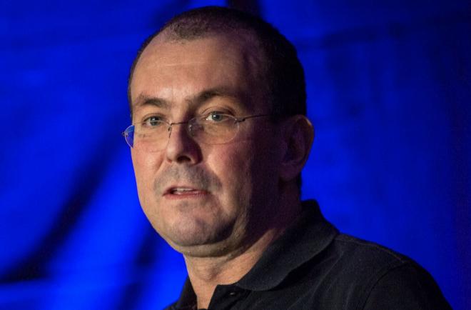 El presidente de EMEA de Lenovo, Luca Rossi.