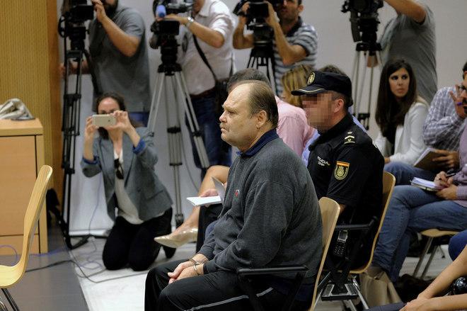 Antonio O.B., principal sospechoso de la desaparición de Yéremi Vargas en el juicio del lunes