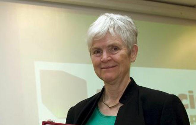 Inger Enkvist, en una imagen de archivo.
